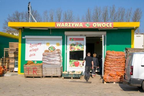 Hurtownia owocowo-warzywna Koszalin Tar-Pol 25 500